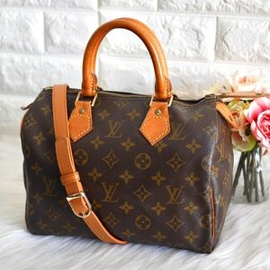 💖Louis Vuitton Speedy 25 Mono